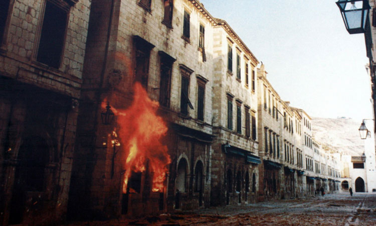 On this day 27 years ago Dubrovnik was attacked from the land the sea and the air