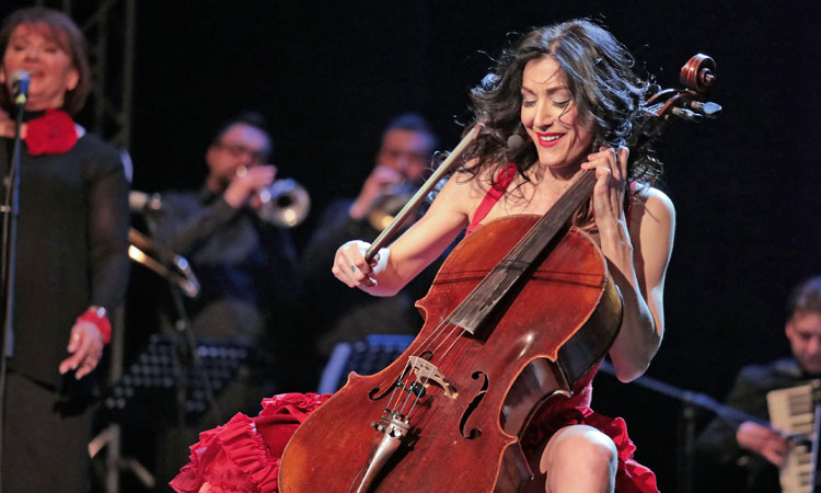 ana rucner cello