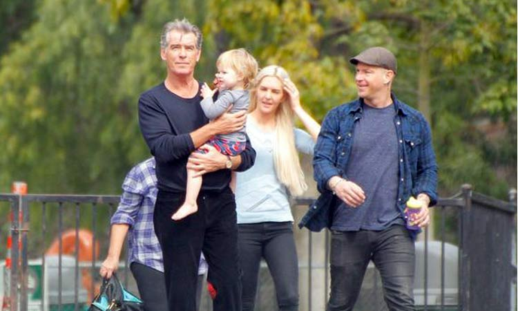 brosnan and croatian daughter in law