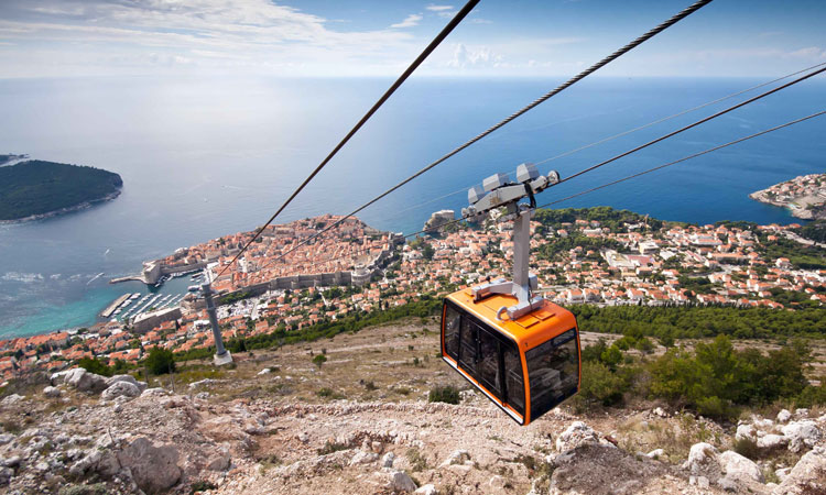 cable car 22