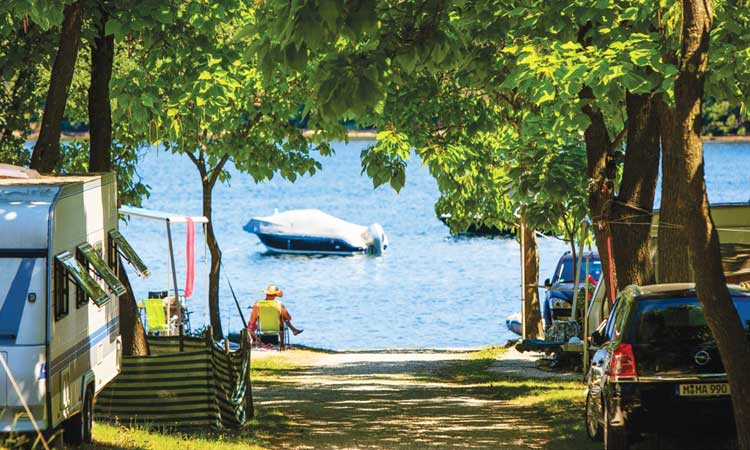 campsites top 100 croatia for 2018