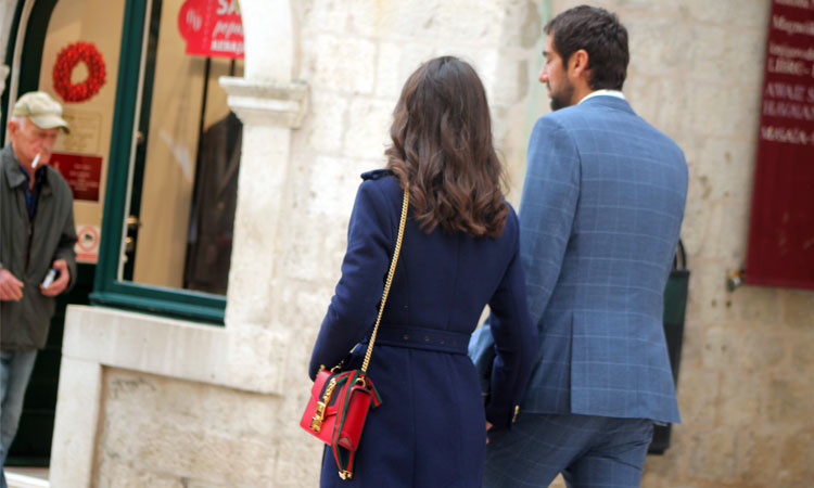 cilic couple in dubrovniuk