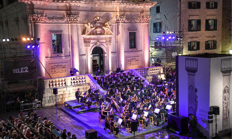 closing of 2019 dubrovnik summer festival