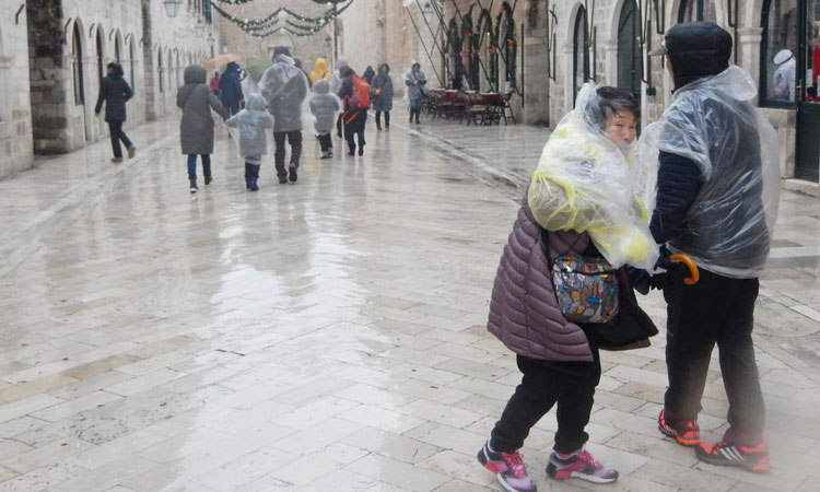 cold weather dubrovnik 4
