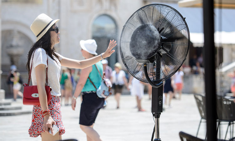 cool dubrovnik weather heatwave 2018