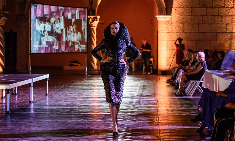 The Look Of The Year Fashion Event In Dubrovnik The Dubrovnik Times