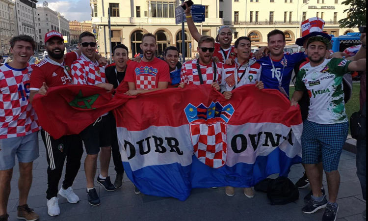 dubrovnik supporter in moscow for world cup 200