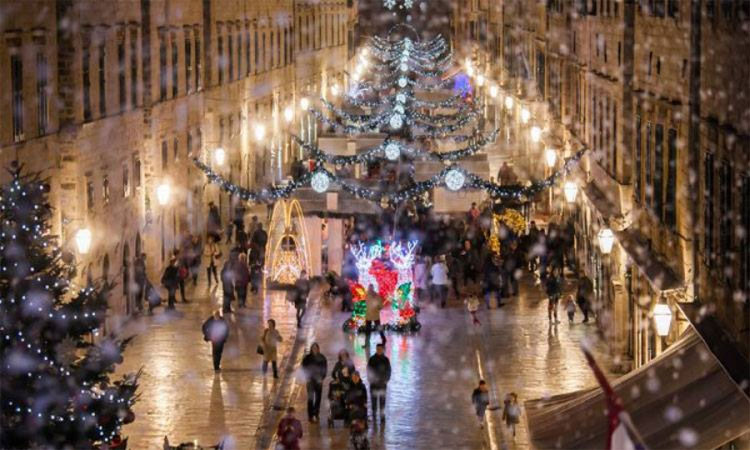 dubrovnik winter festival events 2019