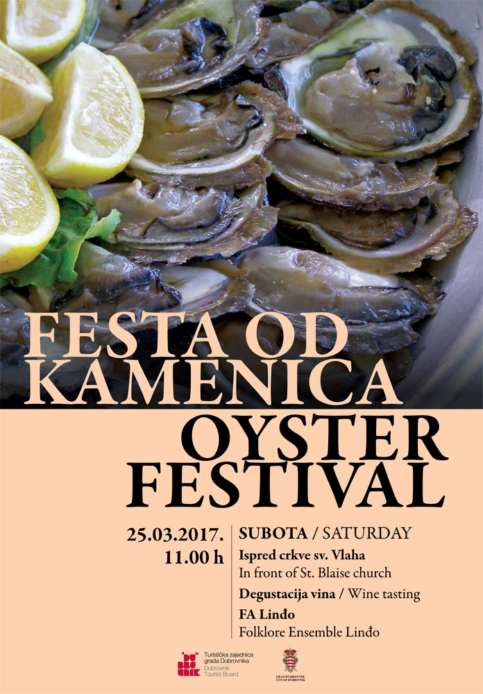 festival of oysters