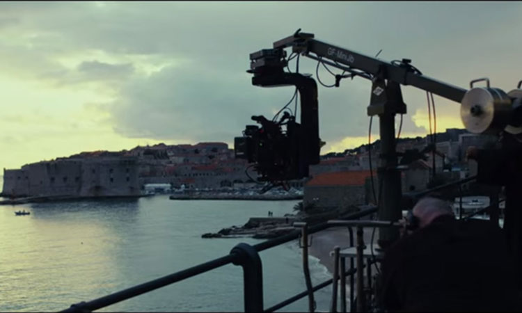 filming star wars dubrovnik