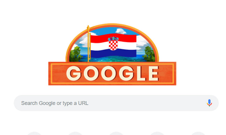 google croatia independence day