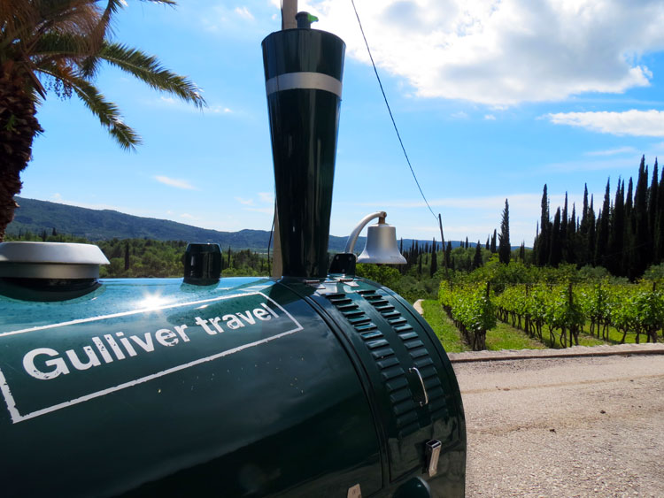 gulliver wine tour