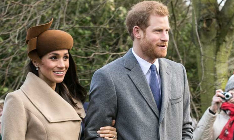 Royal Wedding: Check out Prince Harry and Meghan Markle's wedding stamps