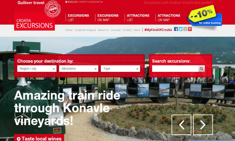 konavle train advert