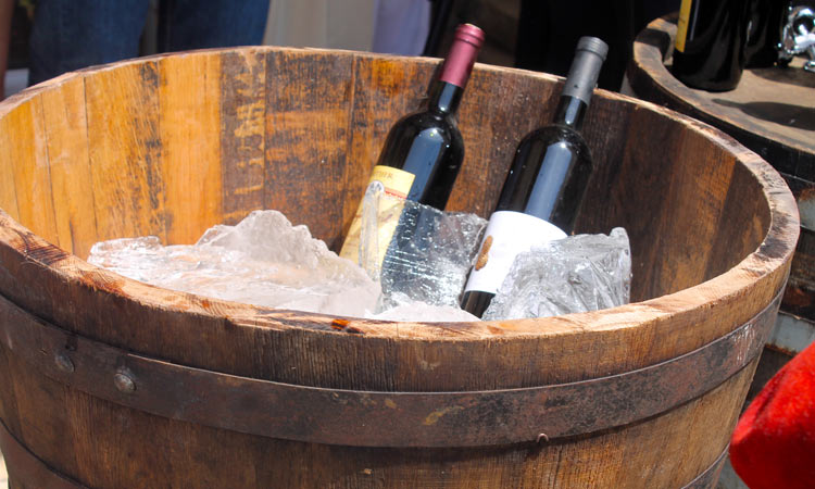 konavle wines on ice