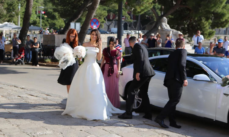 kristina wedding cavtat 2019