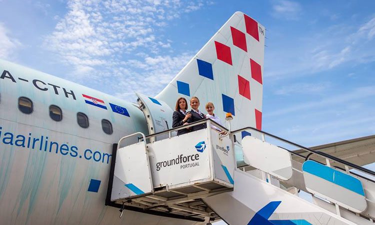 lisbon croatia airlines 2