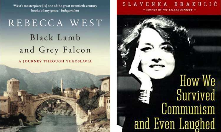 how we survived communism and even How we survived communism & even laughed by slaveka drakulic chapter  summaries chapter 1: author's friend, tanja, commits suicide after being.