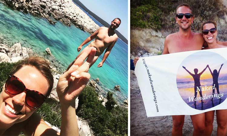 naked wanderings croatia
