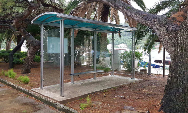 new bus stop dubrovnik 11