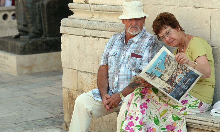 newspaper dubrovnik