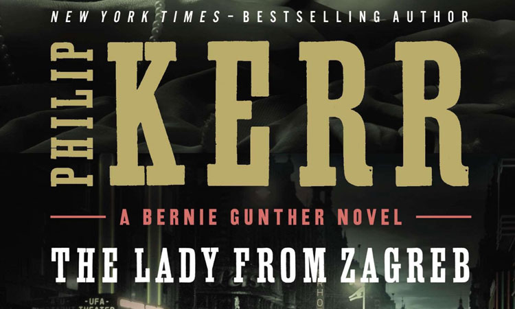philip kerr lady from zagreb