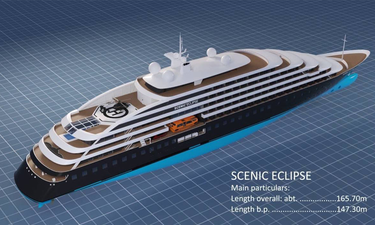 scenice eclipse pula ship
