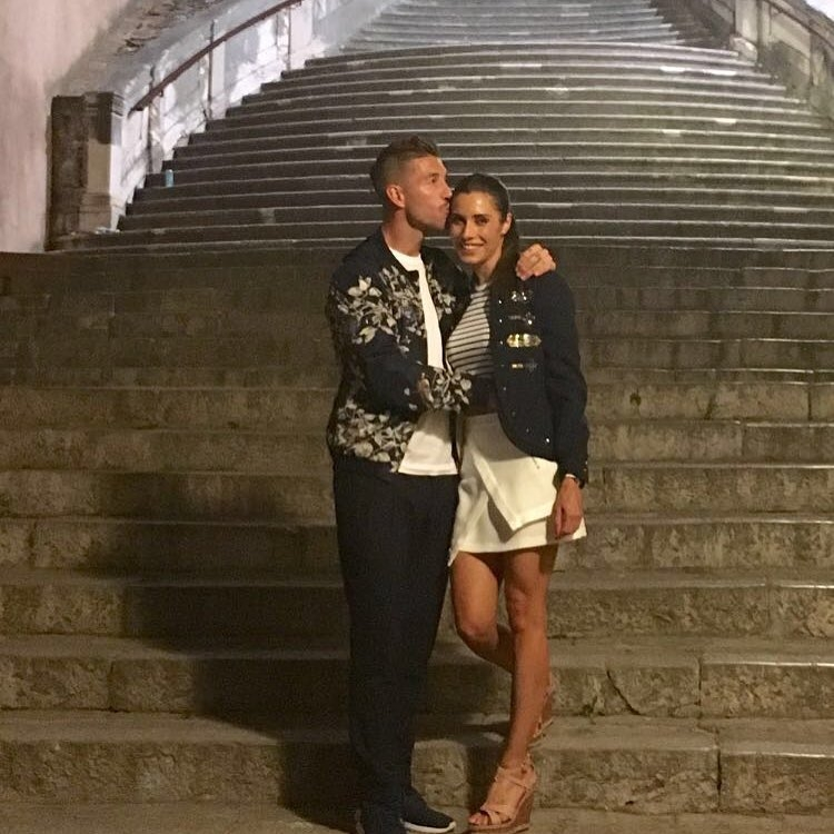 Sergio Ramos Arrives In Dubrovnik The Dubrovnik Times