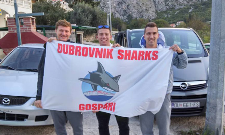 sharks croatia national team