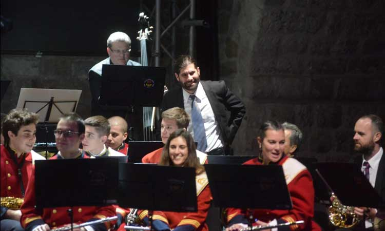 singing with dubrovnik brass band 2017 2