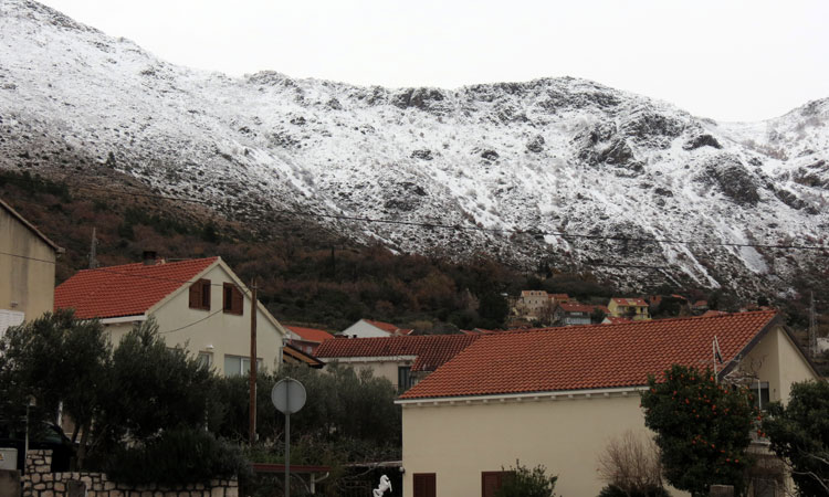 snow in dubrovnik 4