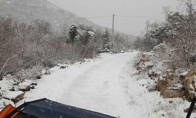 snow in konavle 2018 0909