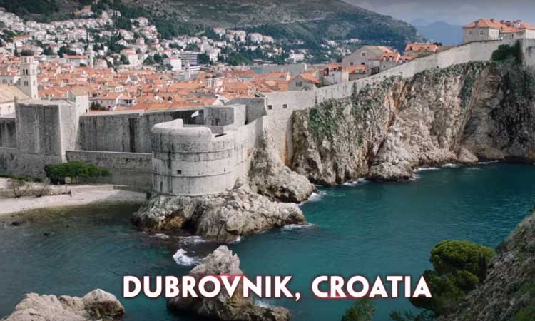 star wars teaser video dubrovnik