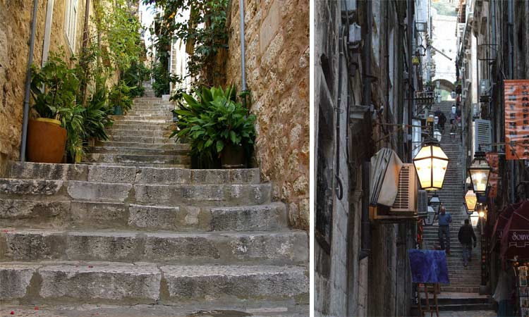 steps old city dubrovnik 2018