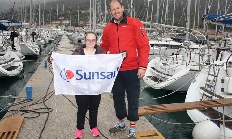 sunsail down syndrome day socks 3