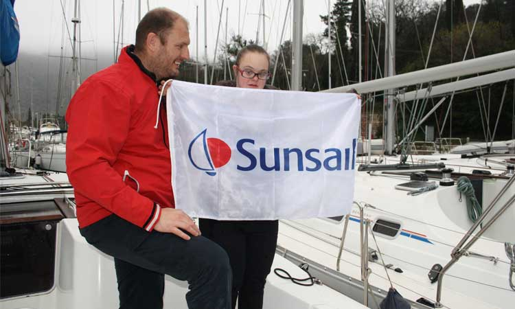 sunsail socks 2018 2