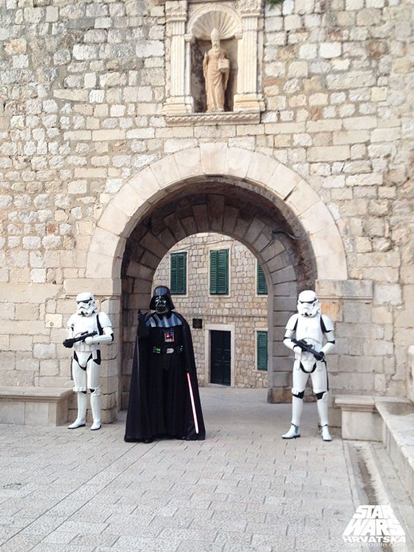 star wars in dubrovnik