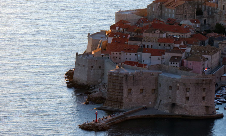 xmas sunshine in dubrovnik 2017 4