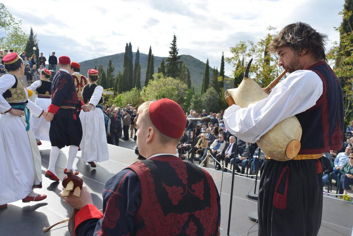 Photo Gallery Beautiful Tradition Easter In Primorje