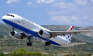 Croatia Airlines post record passenger figures for 2018