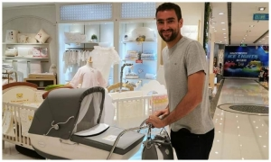 IT'S A… Marin Cilic reveals the sex of his first baby