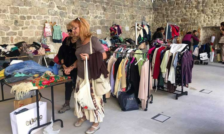Second hand sale opens in Dubrovnik