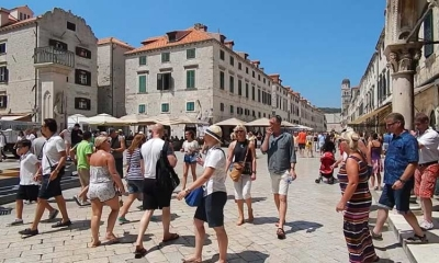 More than 240 thousand tourists arrive to Croatia just before Labour Day