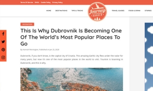 Dubrovnik is the capital of Croatia, right?