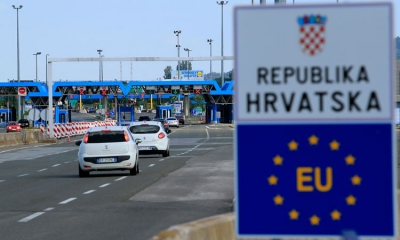 New security controls at Croatian borders