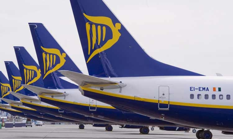 Ryanair increases flights to Croatia