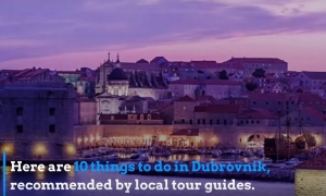 VIDEO – USA Today releases video of the ten best things to do in Dubrovnik