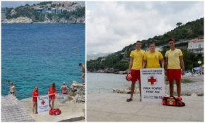 The City of Dubrovnik and Red Cross to take care about the health and safety of its visitors