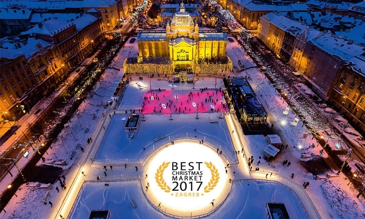 Zagreb competes for the best Christmas market once again