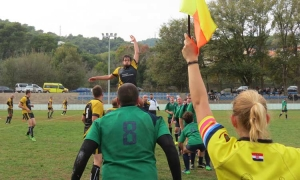 Invictus kick off with a win